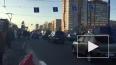 Транспортный коллапс: на проспекте Славы сломались ...