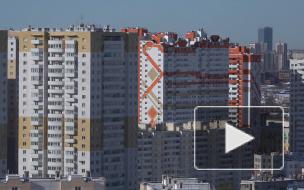 Эксперты: больше половины новостроек в Петербурге относятся к комфорт-классу