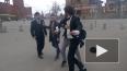 Появилось видео драки Ленина и Пушкина на Красной ...