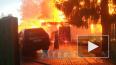 """В садоводстве """"Лотос-2"""" сгорел дом, баня и машина: ..."""