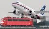 Британец узнал в SuperJet детали от игрушечной железной дороги