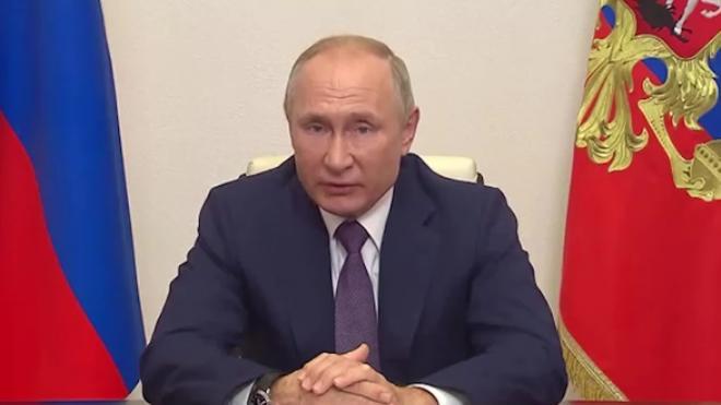 Путин предостерег от попыток расшатать решения Нюрнбергского трибунала