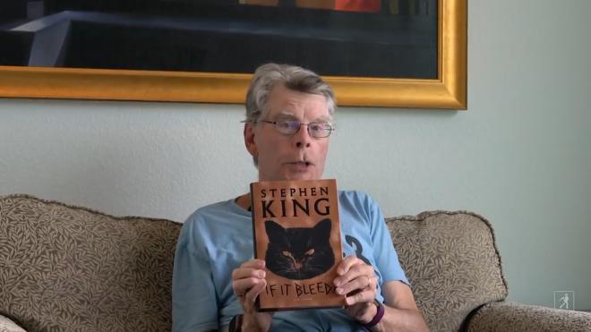 Стивен Кинг продал права на экранизацию сборника If It Bleeds за $3