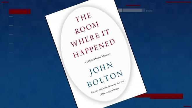 Суд разрешил публикацию книги Болтона о работе в Белом доме