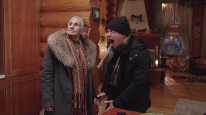 """Сериал """"Ольга"""" 3 сезон 13 серия: Ольга встретит свою мать"""