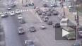 Аварийная маршрутка. ДТП на улице Куйбышева