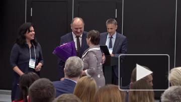 В Экспофоруме наградили лучших работников сферы ЖКХ