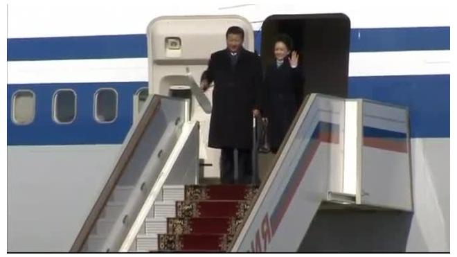 Председатель КНР считает отношения РФ и Китая гарантией международной безопасности