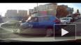 Видео: на Обводном канале таксист сбил мотоциклиста