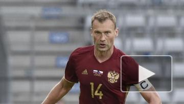 Василий Березуцкий - новый капитан сборной России