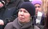 Защитники дома Юргенса митингуют против сноса здания и строительства подземной парковки