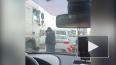Фура влетела в иномарку в Красногвардейском районе