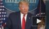 Трамп рассказал о пожертвованных на нужды США годовых зарплатах