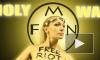 Украинские FEMEN собираются пилить кресты в России в защиту Pussy Riot