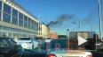 """Видео: на Синопской набережной загорелось здание """"Ростел..."""