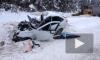 Трагедия в Ижевске: легковушка вылетела на встречку и протаранила фуру