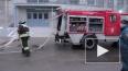 На Пулковском шоссе Daewoo Nexia сгорела дотла напротив ...