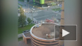 Видео: на проспекте Королева тушили ирландский паб