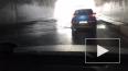 В Петербурге затопило тоннель на Синопской