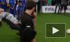 Забавное видео: юный футболист повалил Марадону на газон