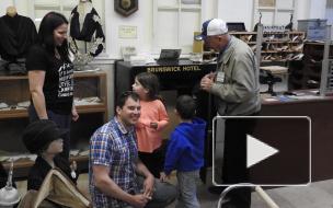 В канадском музее турист открыл сейф, который 40 лет не могли взломать специалисты