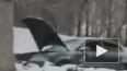 Видео массового ДТП: спуск в Нижнем Новгороде не поделил...