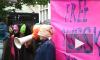 Русские не пришли на акцию в поддержку Pussy Riot в Лондоне