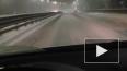 В понедельник в Петербург придет снежный шторм