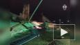 Опубликовано видео обрушенного автомобильного моста ...
