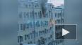 В здании арбитражного суда Петербурга произошел пожар