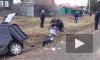 Появилось видео: В жутком ДТП под Москвой погибли три ребенка