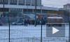 """Активисты пытались перекрыть дорогу у СКК """"Петербургский"""""""