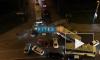 "ДТП на въезде в Кудрово: столкнулись автобус и джип ""Ситроен"""