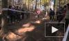 Руль колёсам – не помеха! Соревнование велосипедистов в Шуваловском парке обошлось без травм.