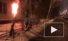 В пожаре на Народного Ополчения двое погибли, одна женщина госпитализирована