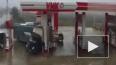 Видео из Дагестана: Автобус врезался в грузовик на ...