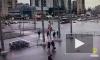 Появилось видео наезда на пенсионерку на проспекте Наставников