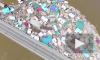 В городе Тулун Иркутской области у моста скопились сотни унесенных домов