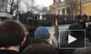 Сторонники Саакашвили вытащили его из микроавтобуса СБУ