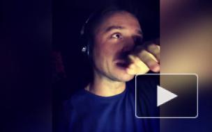 Лазарев расплакался во время записи новой песни