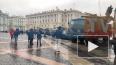 На Дворцовой площади проходит выставка военной техники