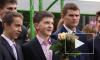 В День знаний петербургским школьникам показали откровенное шоу
