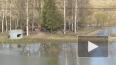 В Ленсоветовском братская могила уходит под воду из-за о...
