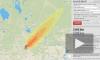 США смоделировали сброс 100-мегатонной термоядерной бомбы на Москву