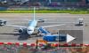 Аэропорт Пулково закрывали из-за анонимного звонка, сейчас работа восстановлена