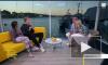 Видео: телеведущую из Норвегии стошнило на гостя в прямом эфире