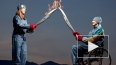 Эстафета Паралимпийского огня пройдет в Петербурге ...