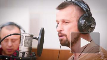 """Песня """"Белая река"""" в исполнении ФК """"Уфа"""""""