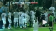 Аргентинский футболист получил от полицейского удар ...