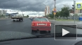 «Хромающая» Lada, удирающая с места аварии, попала ...